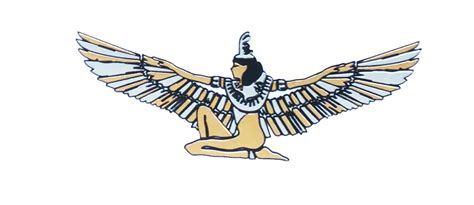 isis egyptian goddess clip art scroll line clip art many interesting cliparts