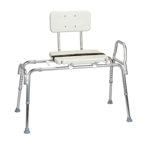 shower transfer bench sliding transfer bench bath tub shower seat 400 lb ebay