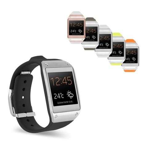 android gear samsung galaxy gear android smart for s3 s4 note 2 note 3 sm v700 ebay