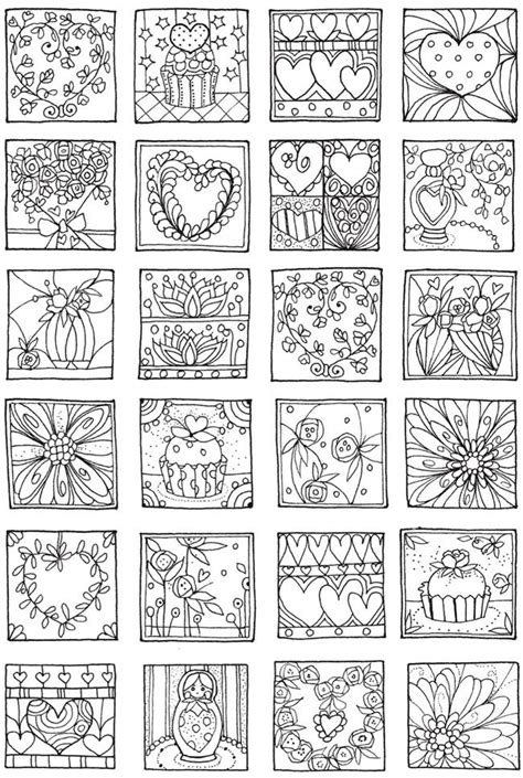 free quilt coloring pages for adults 846 best images about coloring on pinterest dovers gel