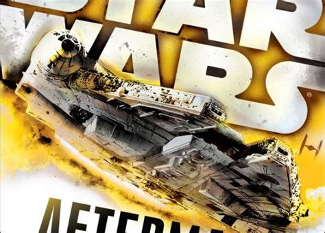 star wars aftermath life star wars aftermath life debt gets a very telling cover den of geek