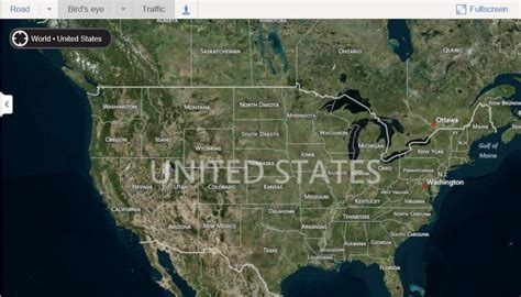 usa maps view view maps united states recjare