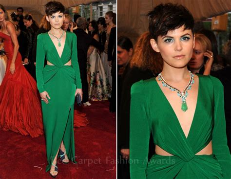 Yay Or Nay Ginnifer Goodwins Dress by Late Met Stuff