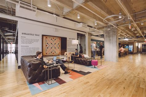 Space Room Lounge by An Exclusive Look Inside Wework Coworking In