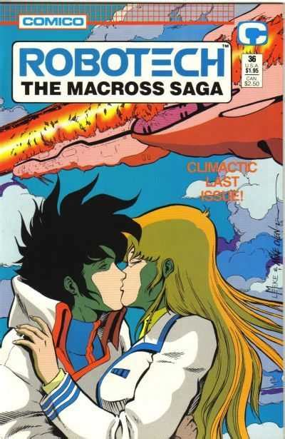 robotech visual archive the macross saga books valentine s day comic cover bonanza 2 comicattack