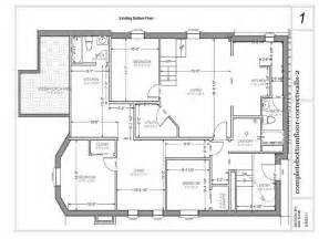 House Plans With Garage In Basement Basement Garage Apartment Floor Plans Stroovi