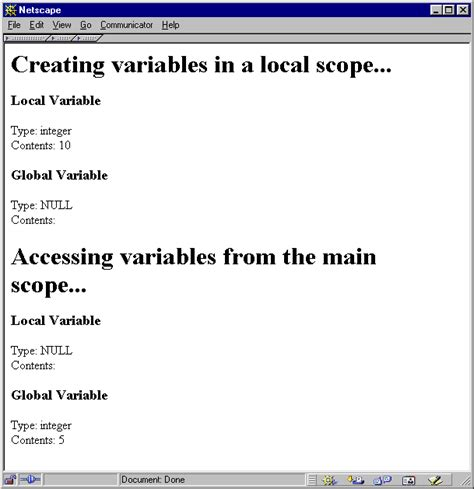 tutorial php variables php zend api hacking the core of php manual