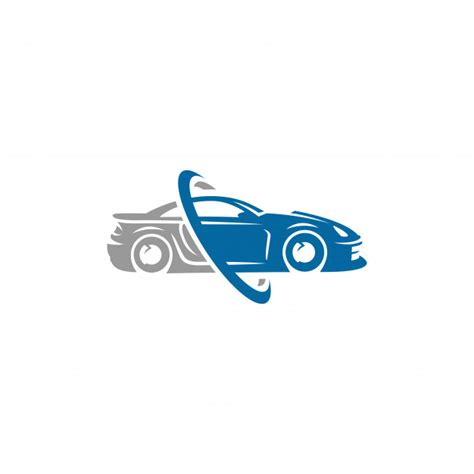 free logo design without registration sports car logo template or icon vector premium download