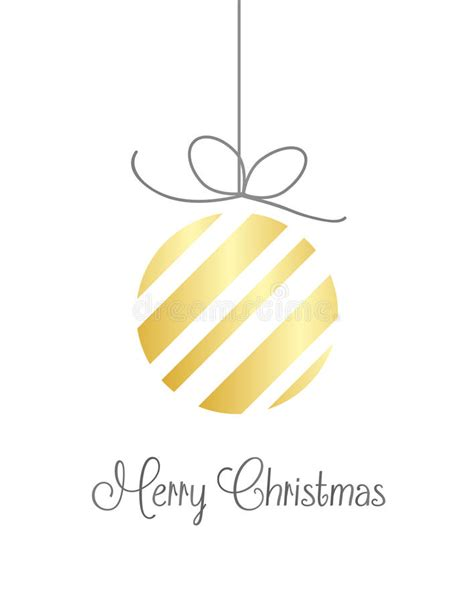 merry christmas background  gold  white stock  image