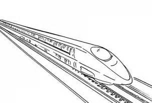 coloriage train les beaux dessins de transport 224
