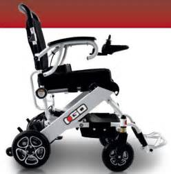 Pride Mobility Chairs I Go Folding Electric Wheelchair Powerchair