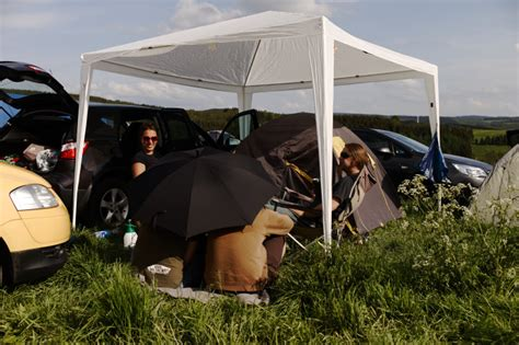 Pavillon Festival M 248 Bler Til Terrassen Og