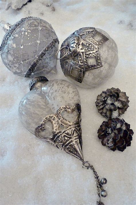 1000 ideas about silver ornaments on pinterest mercury