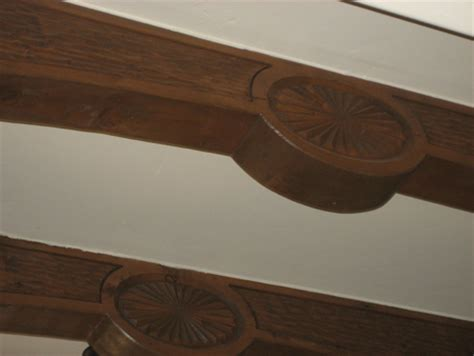 custom decorative cedar box beams from woodland custom copper canyon homes view photo custom carved wood beams