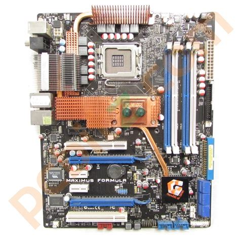 Asus Maximus Formula Chipset X38 asus maximus formula lga775 motherboard no bp ebay
