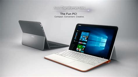 Asus Mini Detachable Laptop meet the new asus transformer mini a small but serious threat oemtv channel 9