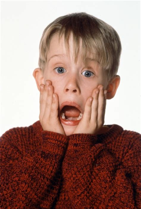 macaulay culkin home alone the my