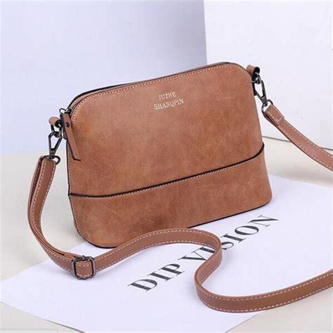 Leather Sale by Leather Cross Bags On Sale Vivoi Multi Pocket