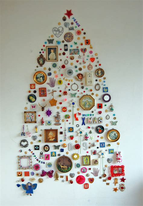 how to recycle creative and adorable christmas trees