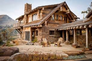 rustic cabin barn homes and cabins pinterest