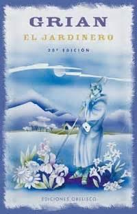 libro el len jardinero jardinero el narrativa ediciones obelisco
