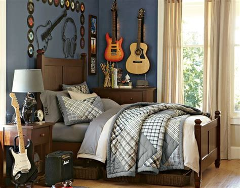 Music Themed Bedroom Ideas | boys bedroom ideas for music themed