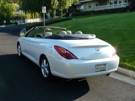 toyota roadster camry 187 2006 toyota camry solara convertible 2006 toyota