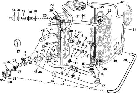 mercury outboard rectifier wiring diagram diagrams