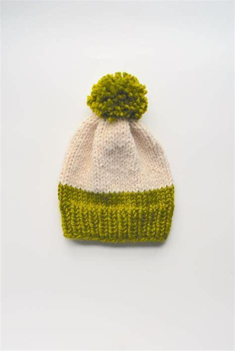 pom pom knit hat pattern 10 free knitted hat patterns