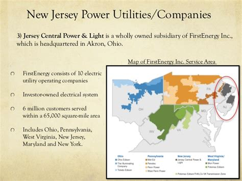 jersey central power and light customer service number new jersey central power and light customer service phone