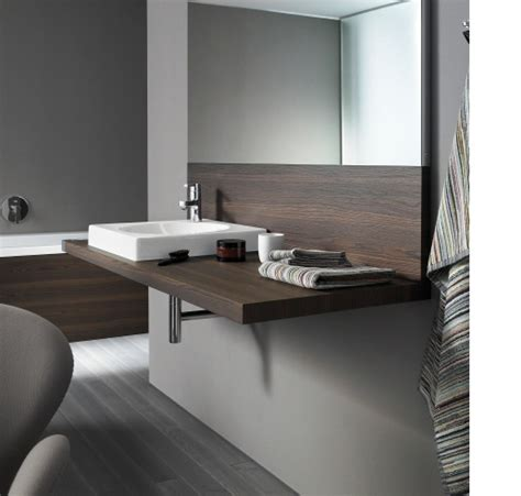 roll vanities by duravit delosuniversal design style