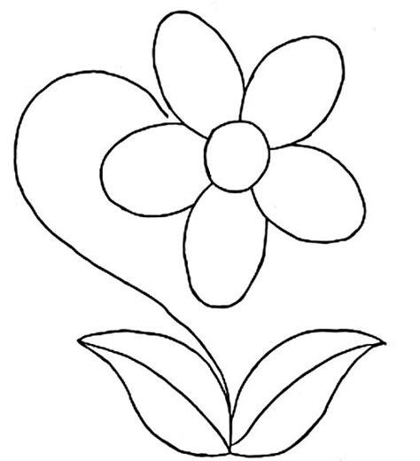 imagenes de flores animadas para colorear flores para colorear animadas imagui