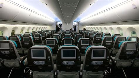 Airplane Cabin by Lawsuit Alleges Airplane Cabin Air Caused Flight Attendant