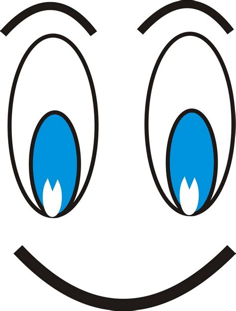 imagenes alegres grandes mejores 67 im 225 genes de ojos animados tiernos en pinterest