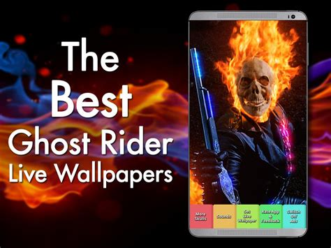 ghost rider apk ghost rider live wallpaper apk gallery