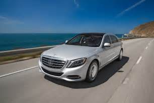 Mercedes S600 Maybach 2016 Mercedes Maybach S600 Review Motor Trend