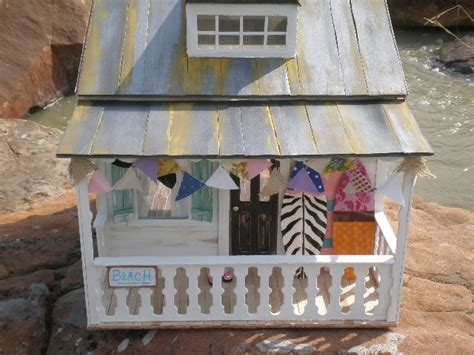 beach doll house cinderella moments shabby chic beach dollhouse