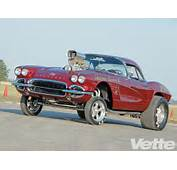 Chevrolet Gasser Drag Race Car Was Recently For Sale This 1955 Chevy