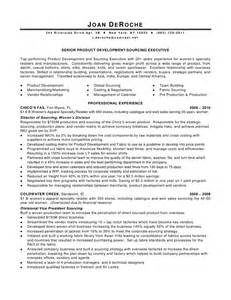 Fashion Product Manager Sle Resume by De Roche Joan Formatted Resume 4 7 10