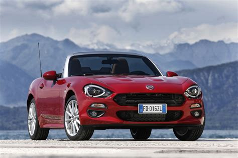 fiat roadster wallpaper fiat 124 spider roadster cars