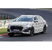 Audi Q8 Entering Production In 2018 Q4 2019