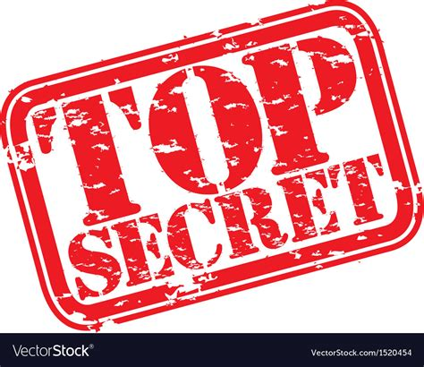 best images free top secret st royalty free vector image vectorstock
