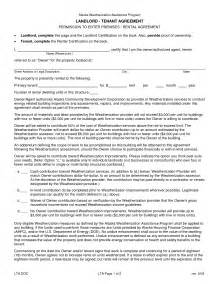 landlords contract template 10 best images of rental agreements for landlords rental