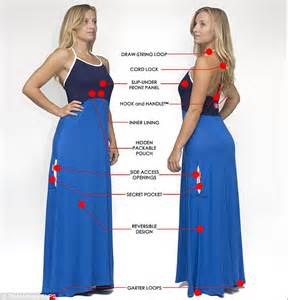 maxi dress means can change in