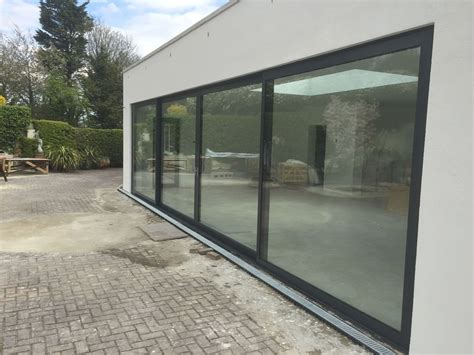 Slimline Patio Doors Sl500 Air And Sl600 Air Sliding Door System Slimline Glazing For Slimline Patio Doors