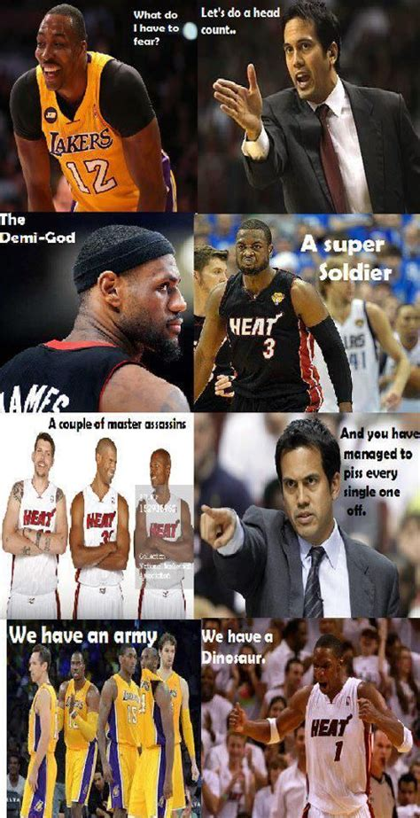 miami heat meme avengers basketball pinterest heat