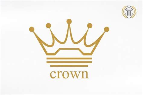 crown craft logo royal crown logo design premium logo templates