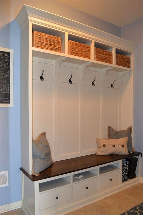 bench mudroom ikea billy bookcases with glass doors mudroom lockers