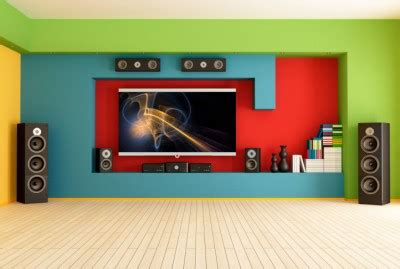 how to design your home theater system integrated