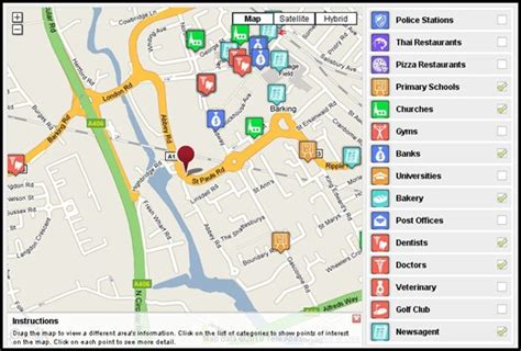 easy maps and directions 10 easy to use jquery maps plugins and tutorials